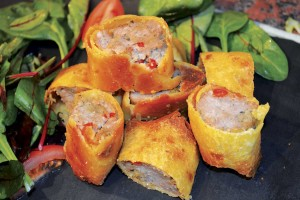 Sausage-Rolls-with-a-kick!